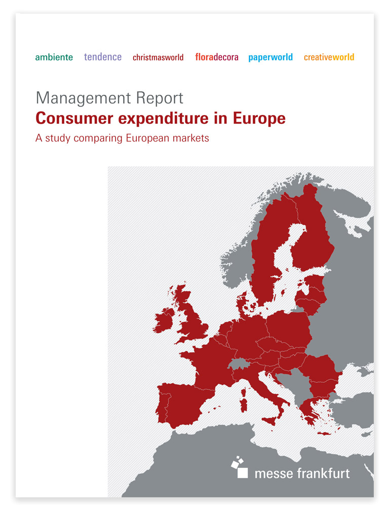 Management Report: Consumer expenditure in Europe