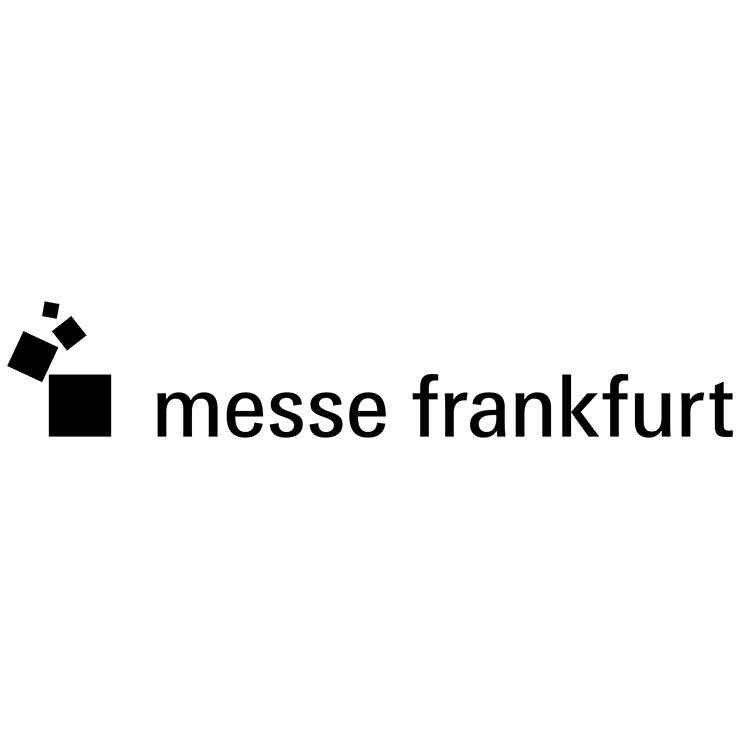 Logo Messe Frankfurt black