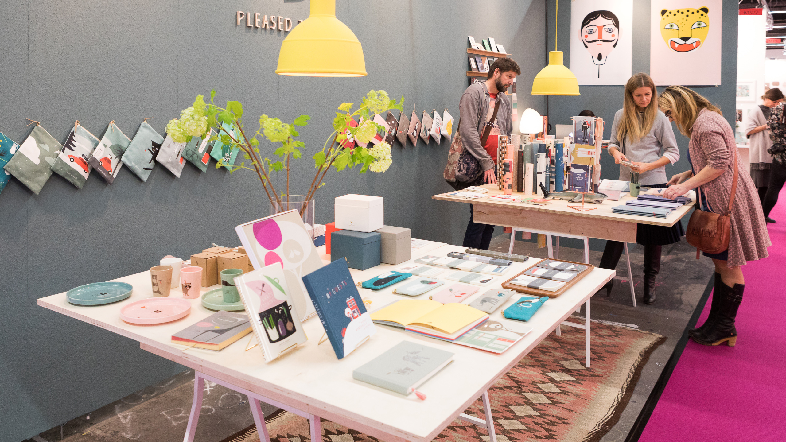 The Stationery Trends Trend Conscious Paper Goods And Gift Items