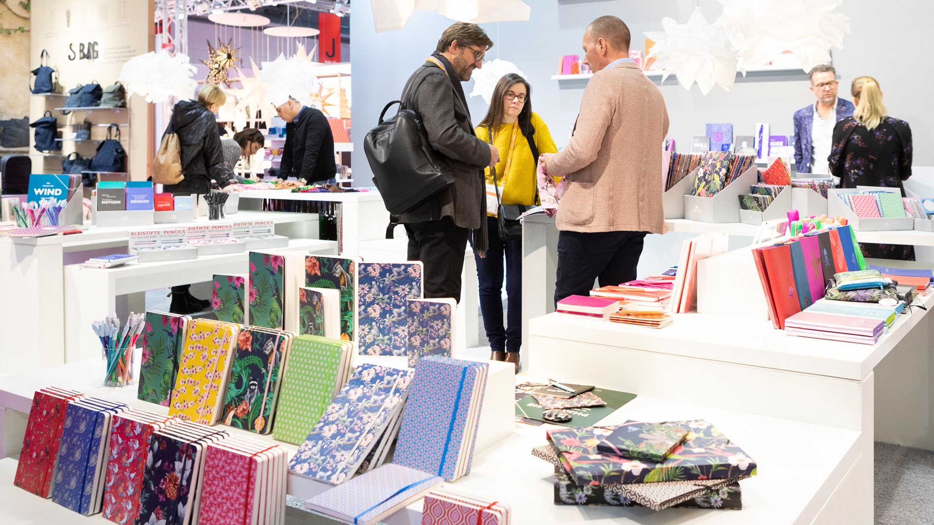 Paper products, gifts and packaging at Paperworld