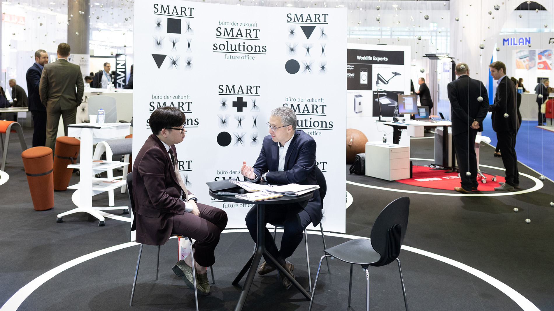 'Future Office' with a focus on smart solutions