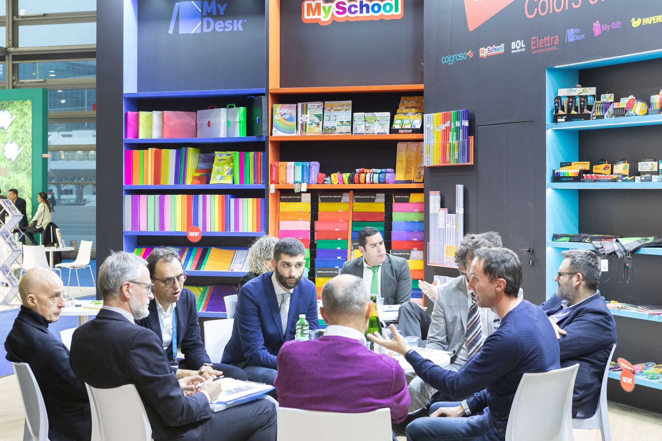 PAPERWORLD 2020, MESSE FRANKFURT, GERMANY