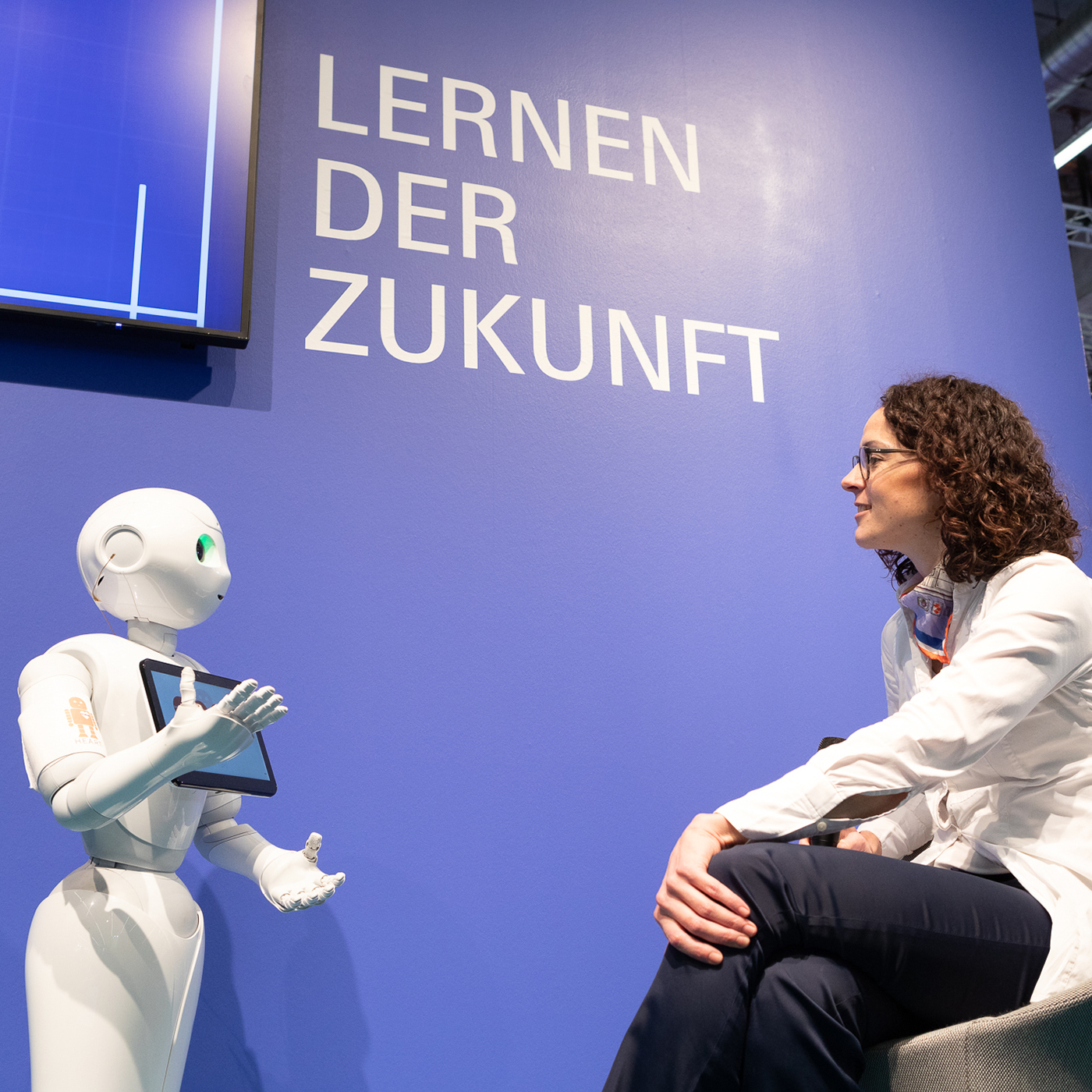 special show 'Future Learning' at Paperworld