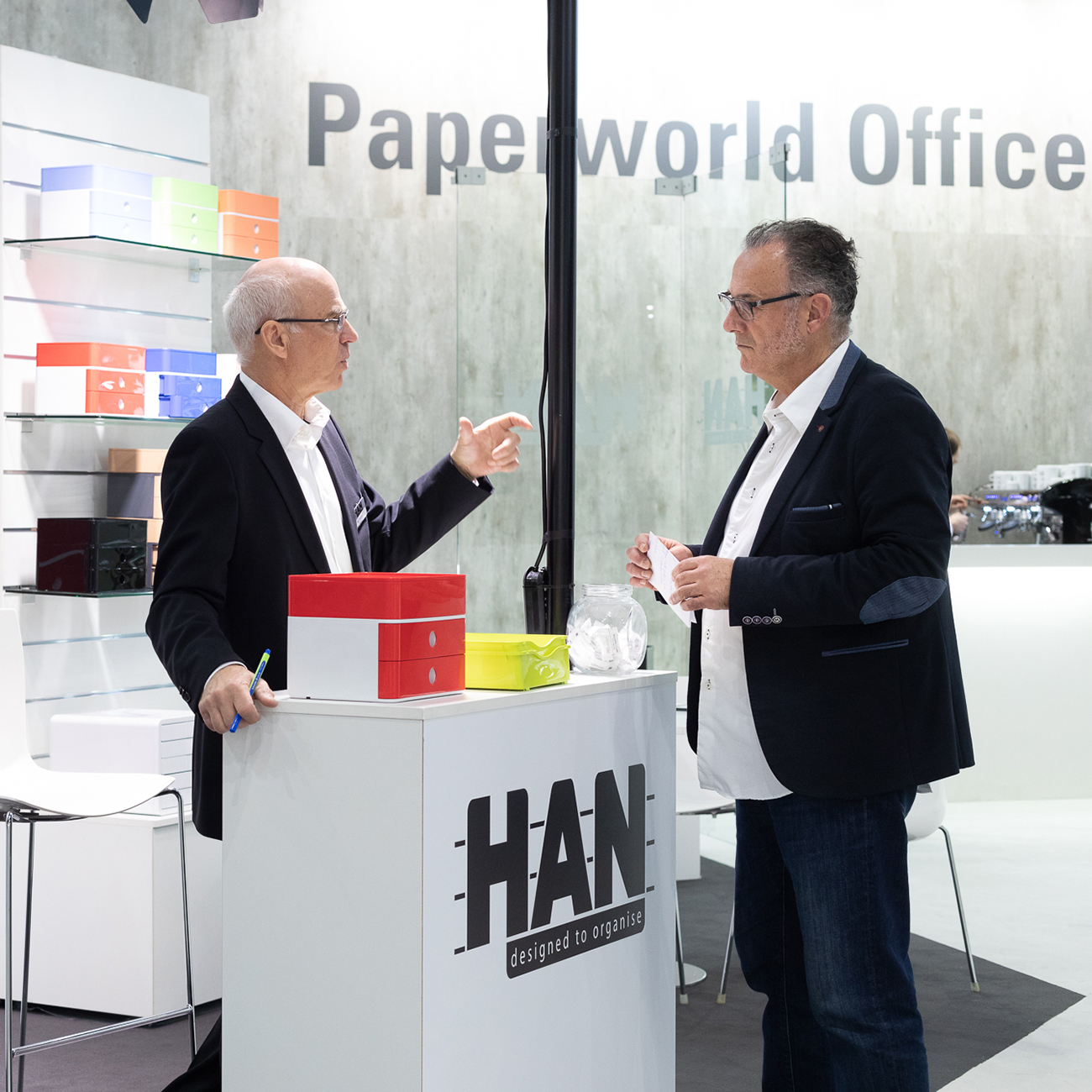 Office Village auf der Paperworld