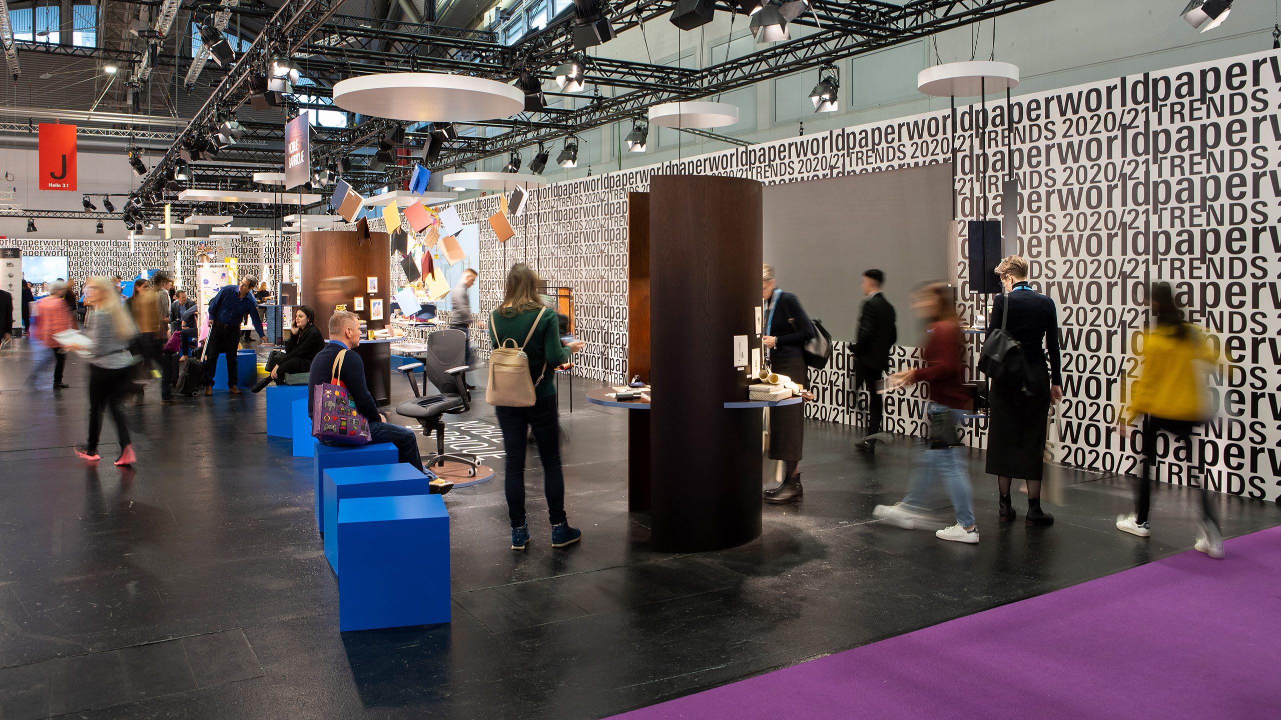 Office and stationery trends at Paperworld