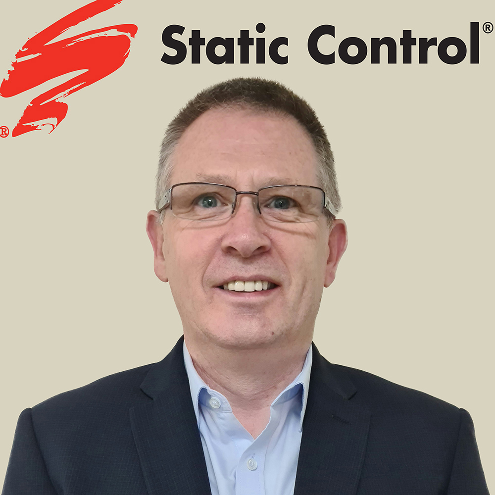 Ken Lalley, CEO, Static Control Components