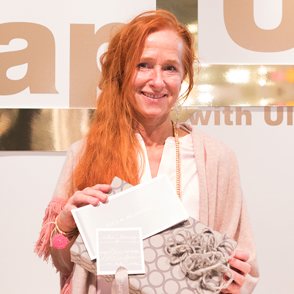 Ulla Büning, expert for gift wrapping, Wrap Up!, Paperworld